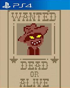 Thief Town PS4 PSN Mídia Digital