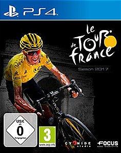 Tour de France 2017 PS4 PSN Mídia Digital