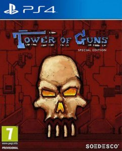 Tower of Guns  PS4 PSN Mídia Digital