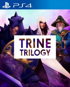 Trine Trilogy PS4 PSN Mídia Digital