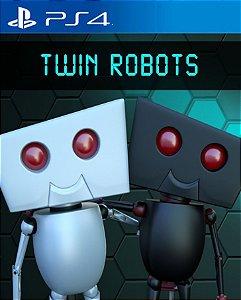 Twin Robots PS4 PSN Mídia Digital