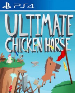 Ultimate Chicken Horse  PS4 PSN Mídia Digital