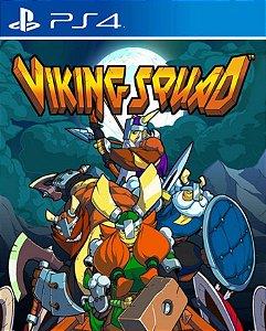 Viking Squad PS4 PSN Mídia Digital