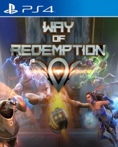 Way of Redemption  PS4 PSN Mídia Digital