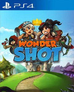 Wondershot  PS4 PSN Mídia Digital