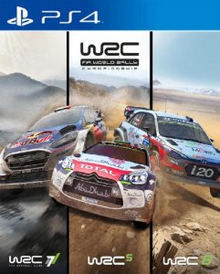 WRC Collection 5 6 7 PS4 PSN Mídia Digital