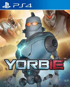 Yorbie PS4 PSN Mídia Digital