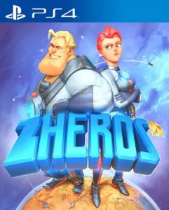 ZHEROS PS4 PSN Mídia Digital