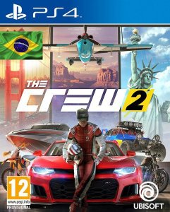 The Crew 2  PS4 PSN Mídia Digital