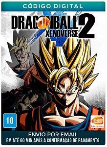Dragon ball Xenoverse 2 Steam E-prepag card
