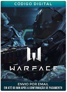 WARFACE  107500 WAR CASH