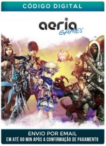 AERIA GAMES  Aeria 8550 Points