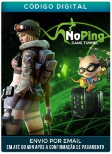 NO PING GAME TUNNEL - Pacote NoPing Mensal