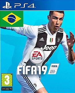FIFA 19 Standard Edition PS4 PSN Português Brasil Mídia digital