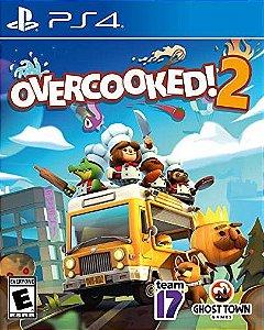 Overcooked! 2 PS4 PSN Mídia Digital