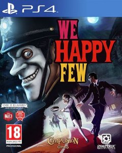 We Happy Few  PS4 PSN Mídia Digital