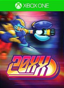20XX Xbox One Código 25 Dígitos