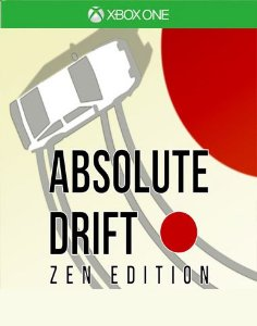 Absolute Drift Zen Edition Xbox One Código 25 Dígitos