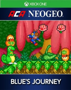 ACA NEOGEO BLUE'S JOURNEY Xbox One Código 25 Dígitos