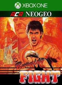 ACA NEOGEO BURNING FIGHT  Xbox One Código 25 Dígitos