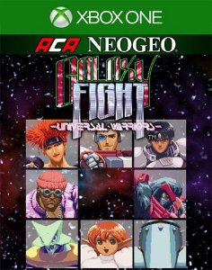 ACA NEOGEO GALAXY FIGHT UNIVERSAL WARRIORS  Xbox One Código 25 Dígitos