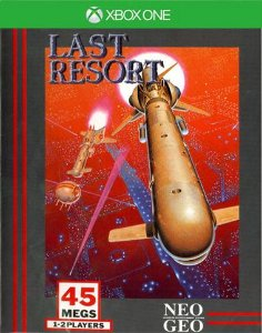 ACA NEOGEO LAST RESORT Xbox One Código 25 Dígitos