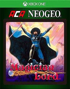 ACA NEOGEO MAGICIAN LORD  Xbox One Código 25 Dígitos