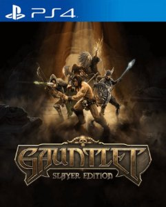 Gauntlet Slayer Edition PS4 PSN Mídia Digital