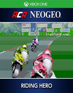 ACA NEOGEO RIDING HERO Xbox One Código 25 Dígitos
