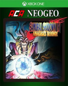 ACA NEOGEO SAMURAI SHODOWN IV Xbox One Código 25 Dígitos