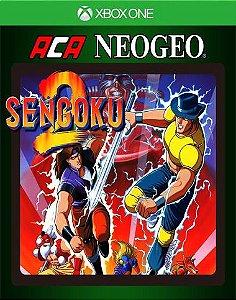 ACA NEOGEO SENGOKU 2 Xbox One Código 25 Dígitos
