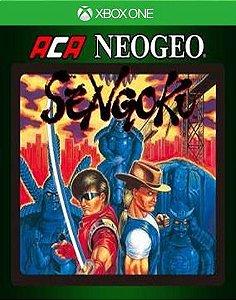 ACA NEOGEO SENGOKU Xbox One Código 25 Dígitos