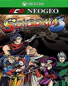 ACA NEOGEO SENGOKU 3 Xbox One Código 25 Dígitos