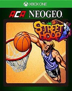 ACA NEOGEO STREET HOOP Xbox One Código 25 Dígitos
