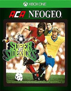 ACA NEOGEO SUPER SIDEKICKS Xbox One Código 25 Dígitos