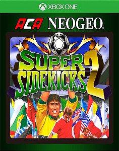 ACA NEOGEO SUPER SIDEKICKS 2 Xbox One Código 25 Dígitos