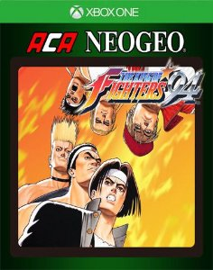 ACA NEOGEO THE KING OF FIGHTERS '94 Xbox One Código 25 Dígitos