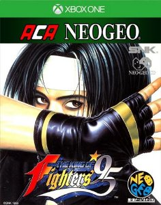 ACA NEOGEO THE KING OF FIGHTERS '95 Xbox One Código 25 Dígitos