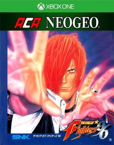 ACA NEOGEO THE KING OF FIGHTERS '96 Xbox One Código 25 Dígitos