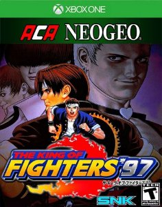 ACA NEOGEO THE KING OF FIGHTERS '97 Xbox One Código 25 Dígitos