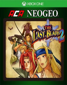 ACA NEOGEO THE LAST BLADE 2 Xbox One Código 25 Dígitos
