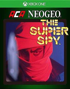 ACA NEOGEO THE SUPER SPY Xbox One Código 25 Dígitos