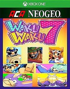 ACA NEOGEO WAKU WAKU 7  Xbox One Código 25 Dígitos