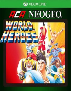 ACA NEOGEO WORLD HEROES Xbox One Código 25 Dígitos