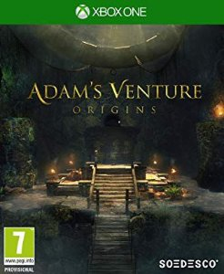 Adam's Venture Origins Xbox One Código 25 Dígitos
