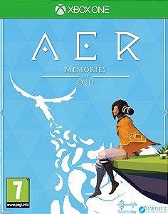 AER - Memories of Old  Xbox One Código 25 Dígitos