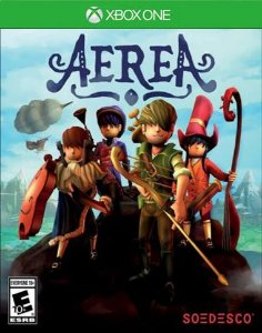 AereA  Xbox One Código 25 Dígitos