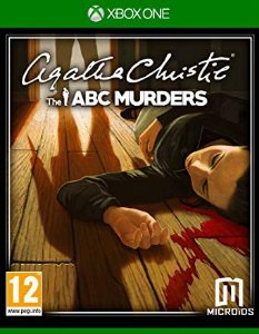 Agatha Christie The ABC Murders   Xbox One Código 25 Dígitos