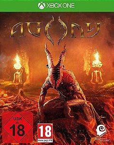 Agony Xbox One Código 25 Dígitos