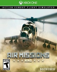Air Missions HIND Xbox One Código 25 Dígitos
